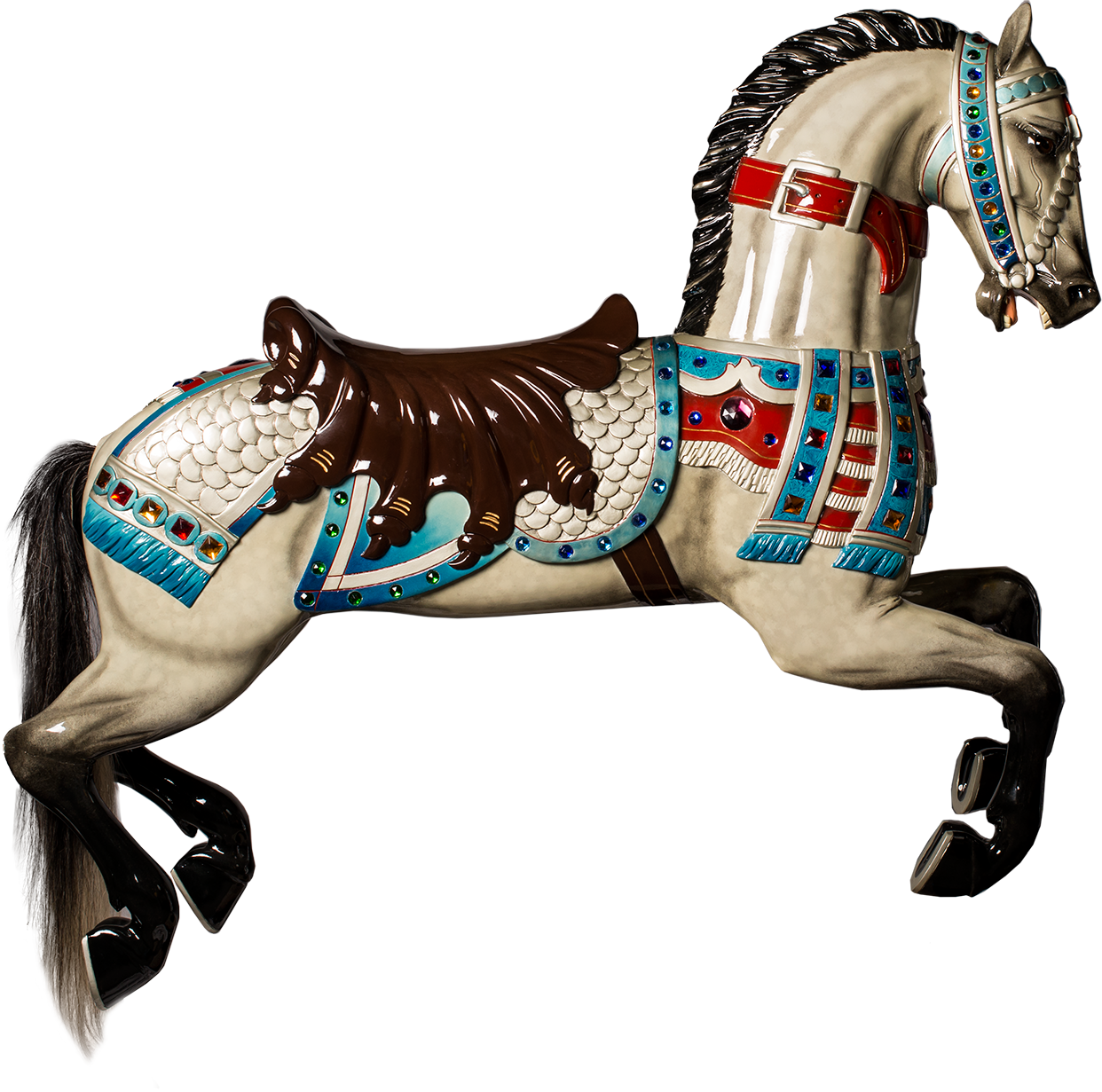 7A - Outside Horse - Litigator Image