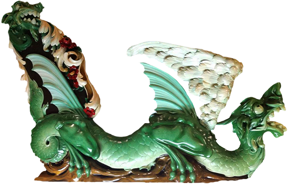 Green Dragon - Outside Chariot Image
