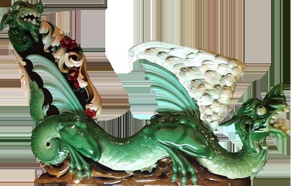Green Dragon - Outside Chariot Image