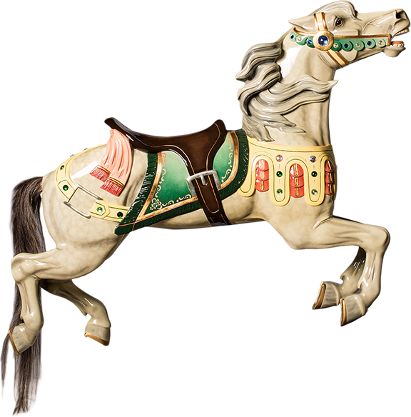 2B - Middle Horse Image