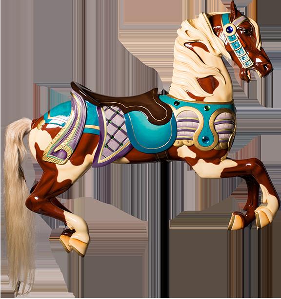 4B - Middle Horse Image