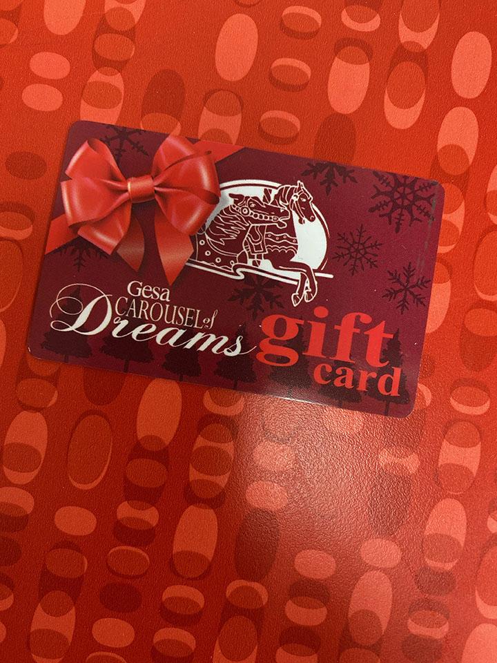 GCOD - Gift Card